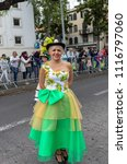 funchal  madeira  portugal  ... | Shutterstock . vector #1116797060