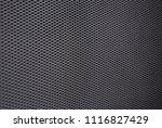 perforated metal   chrome ... | Shutterstock . vector #1116827429
