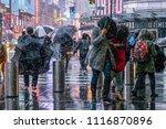 new york  ny usa   january ...   Shutterstock . vector #1116870896