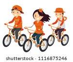 illustration of stickman... | Shutterstock .eps vector #1116875246