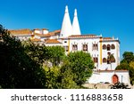 palace of sintra  | Shutterstock . vector #1116883658