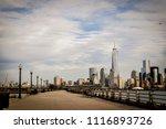 new york city  manhattan...   Shutterstock . vector #1116893726
