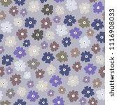 vector seamless pattern of neat ... | Shutterstock .eps vector #1116908033