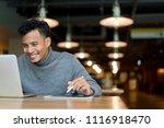 close up young asian man... | Shutterstock . vector #1116918470