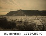 hudson river sepia   Shutterstock . vector #1116925340