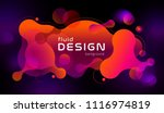 colorful geometric background... | Shutterstock .eps vector #1116974819
