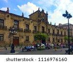 guadajara  mexico   january 1... | Shutterstock . vector #1116976160