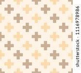 seamless geometric native...   Shutterstock .eps vector #1116978986