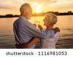 shot of an affectionate senior... | Shutterstock . vector #1116981053