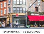 new york  new york   usa   06... | Shutterstock . vector #1116992909