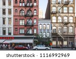 new york  new york   usa   06... | Shutterstock . vector #1116992969