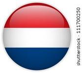 vector   netherlands flag... | Shutterstock .eps vector #111700250