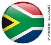 vector   south africa flag... | Shutterstock .eps vector #111700259