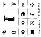 direction icon. collection of...   Shutterstock .eps vector #1117015250