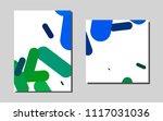 light blue  green vector banner ...