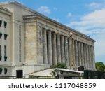 law school building  argentina  ...   Shutterstock . vector #1117048859