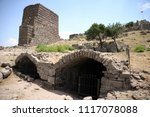 temple of athena. ruins of the... | Shutterstock . vector #1117078088