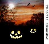 Jack O Lanterns With Autumn...