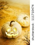Jack O Lanterns With Autumn...