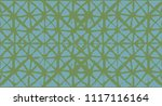 green  gray light kimono geo...   Shutterstock .eps vector #1117116164