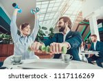 corporate lifestyle healthcare... | Shutterstock . vector #1117116269