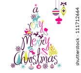 A Very Merry Christmas Tree...