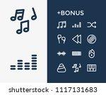 melody icon set and backward...