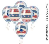 american independence day...   Shutterstock .eps vector #1117222748