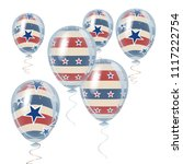 american independence day...   Shutterstock .eps vector #1117222754