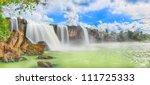 Beautiful Dray Nur Waterfall In ...