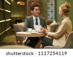 vietnamese entrepreneur... | Shutterstock . vector #1117254119