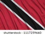 trinidad and tobago flag  is...   Shutterstock . vector #1117259660