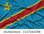 democratic republic of the...   Shutterstock . vector #1117261058