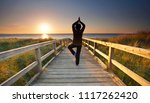 healthy lifestyle and...   Shutterstock . vector #1117262420