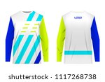templates jersey for mountain... | Shutterstock .eps vector #1117268738
