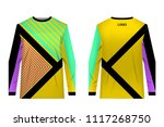 templates jersey for mountain... | Shutterstock .eps vector #1117268750