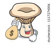 With Money Bag Milk Mushroom...