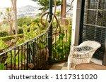 funchal  portugal   february 22 ... | Shutterstock . vector #1117311020