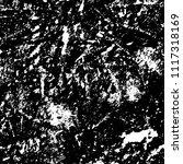 monochrome grunge texture black ...   Shutterstock .eps vector #1117318169