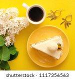 sponge cake with hazelnut ...