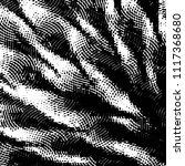 abstract grunge grid stripe... | Shutterstock .eps vector #1117368680