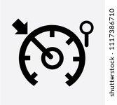 suspension problems icon  | Shutterstock . vector #1117386710