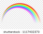 fantasy concept symbol of a... | Shutterstock .eps vector #1117432373