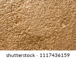 an old gilded wall in the... | Shutterstock . vector #1117436159