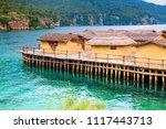 the bay of the bones the... | Shutterstock . vector #1117443713