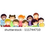 background illustration... | Shutterstock .eps vector #111744710