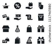 set of simple vector isolated... | Shutterstock .eps vector #1117465880