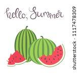 vector illustration group of... | Shutterstock .eps vector #1117478309