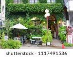 hakone   kanagawa  japan   june ... | Shutterstock . vector #1117491536
