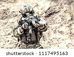 special operations forces... | Shutterstock . vector #1117495163